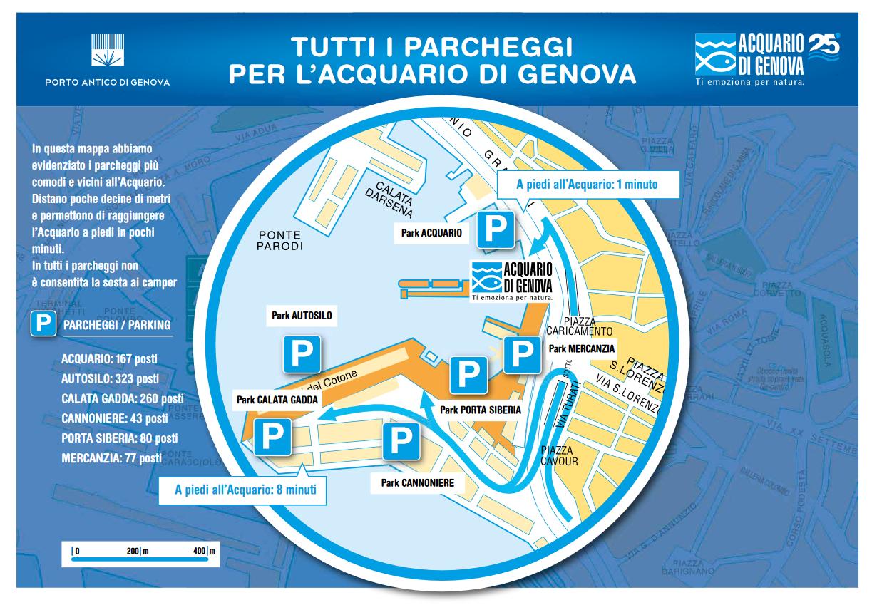Acquario Di Genova Orari Informazioni E E Arrivare
